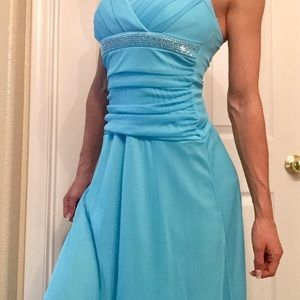 Women's Dress Long Formal Prom Wedding Medium Maxi